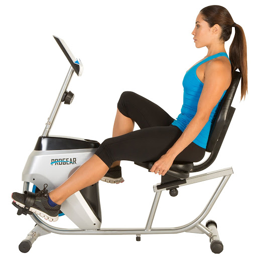 Progear 555LXT recumbent bike review