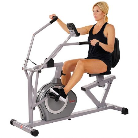 Sunny SF-RB4708 recumbent bike review