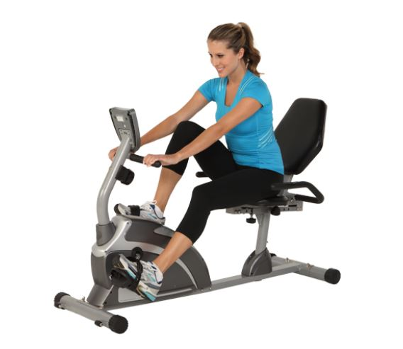 exerpeutic XL recumbent bike