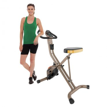Exerpeutic GOLD 500 XLS exercise bike review