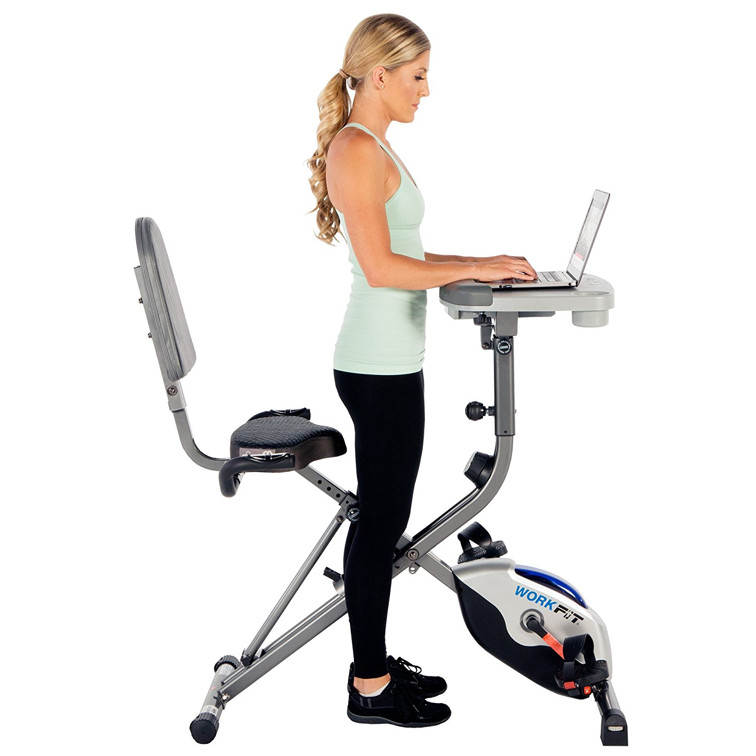 Exerpeutic WorkFit 1000 exercise bike review