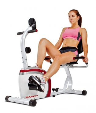 Marcy NS-908R recumbent bike review