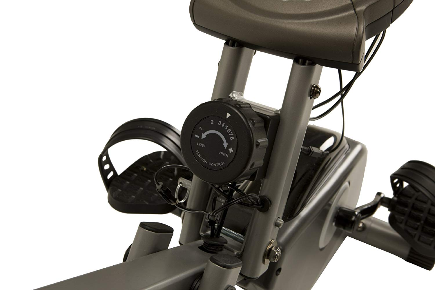 Exerpeutic 400XL recumbent bike review